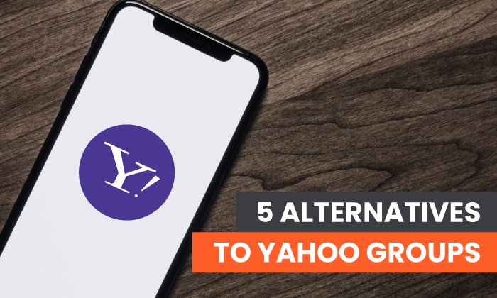 5 Alternatives to Yahoo Groups