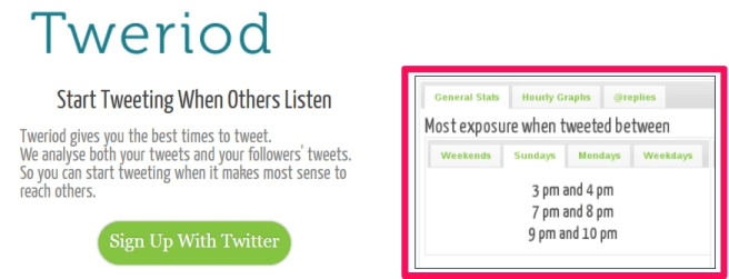 twitter for SEO twitter tools tweriod