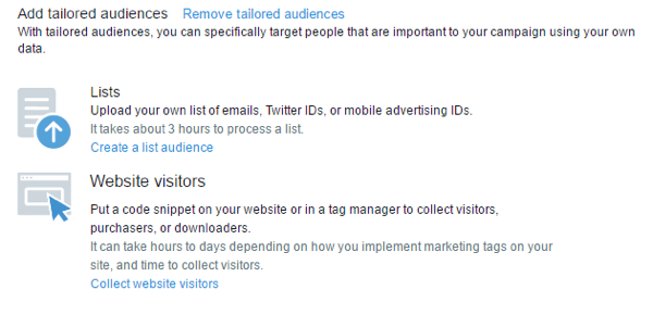 twitter for SEO how to upload lists