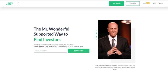 Equity Crowdfunding Companies - StartEngine
