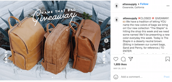 Examples of Great Fashion Marketing - Atlas Supply