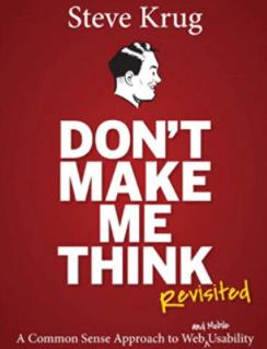 best marketing books - don't make me think