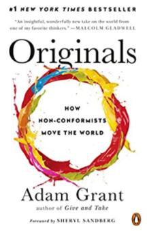 best marketing books - originals