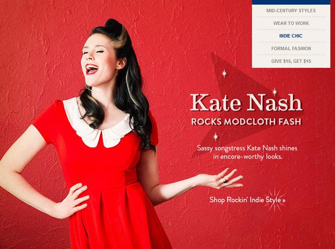 influencer marketing - modcloth fashion example