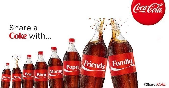 customer reviews - coke ad