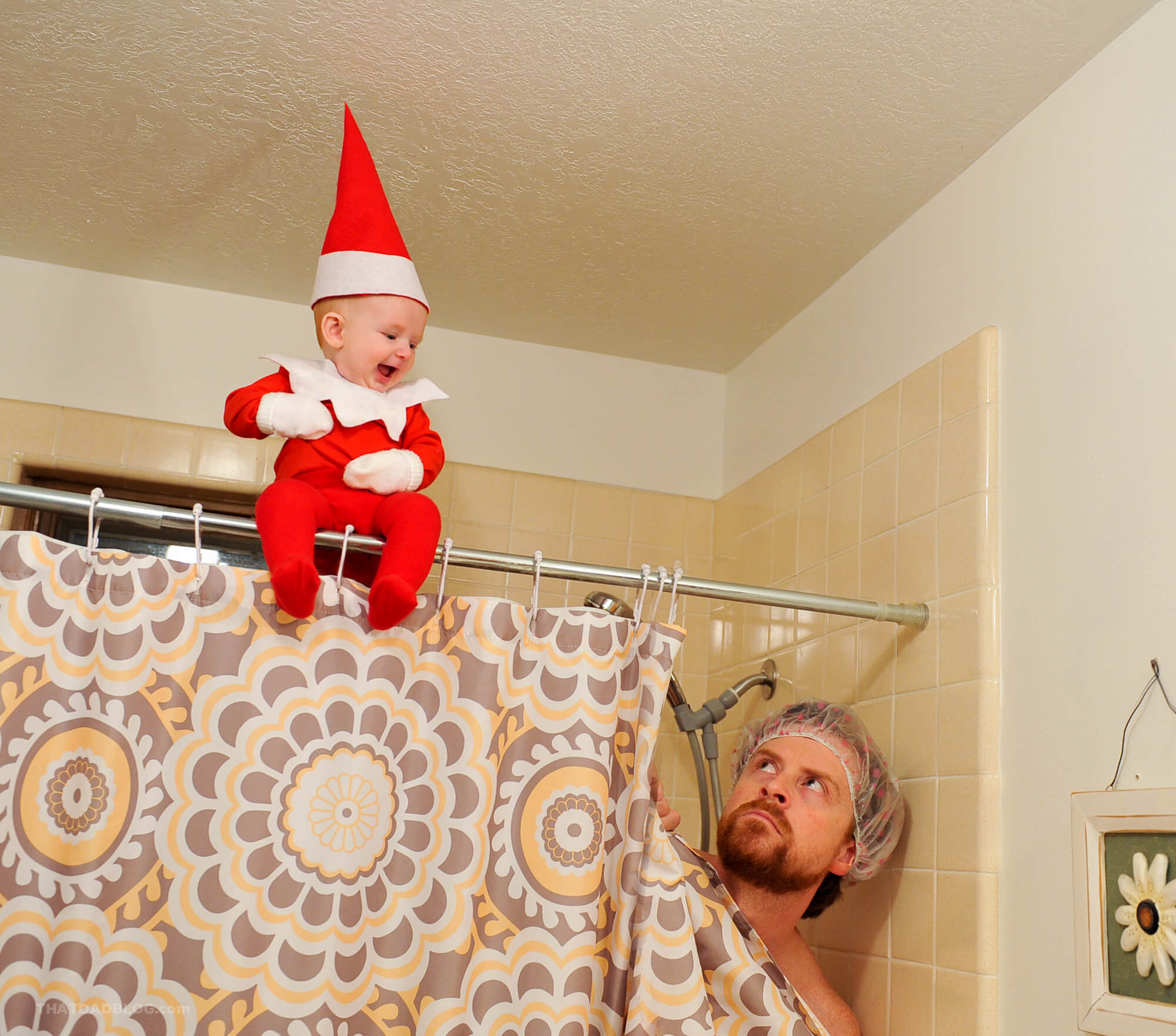 Elf on the Shelf shower-2