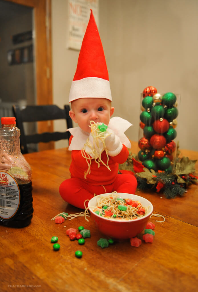 Elf on the shelf 5 blog
