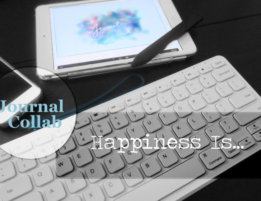 Journal Collab: Happines Is...