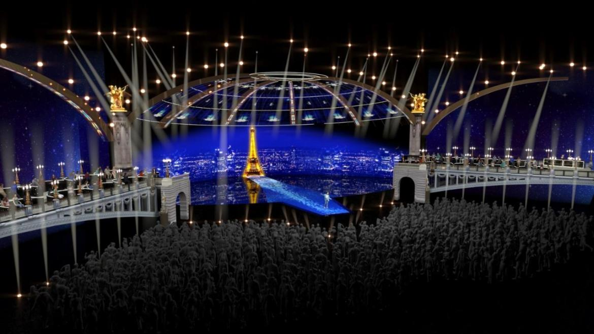 🇫🇷 Stage for the 2021 Junior Eurovision Song Contest is revealed