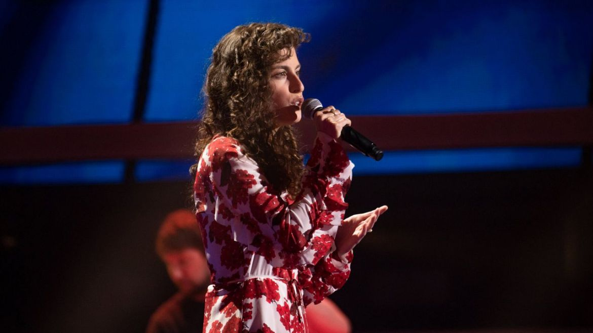 🇩🇪 Ann Sophie auditions on The Voice of Germany