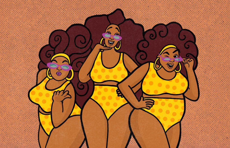 "🇸🇪 The Mamas release their version of ""Itsy Bitsy Teeny Weeny Yellow Polka Dot Bikini"""