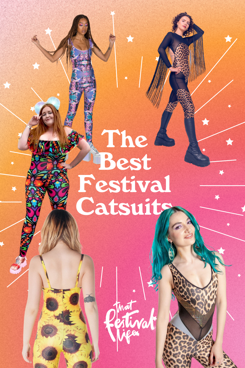 Festival Season Catsuit buying guide