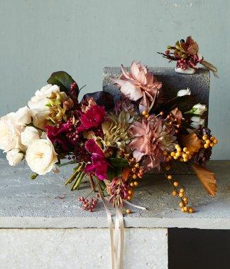 Seasonal Bridal Bouquet | That Flower Shop | Weddings & Events