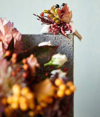 Seasonal Bridesmaids Bouquet | That Flower Shop | Weddings & Events