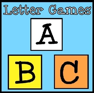 Letter Learning Games