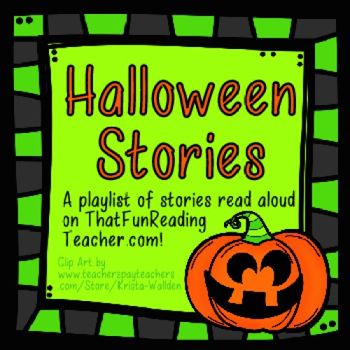 Halloween Stories - FREE! on ThatFunReadingTeacher.com