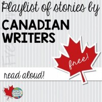 Read-Aloud Stories and Books by Canadian Authors