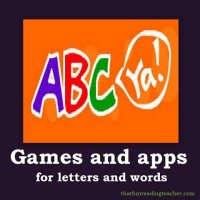 ABCya's early literacy games and apps