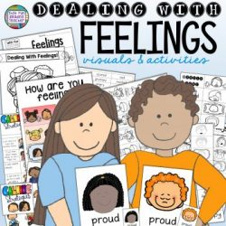 Feelings visuals and activities