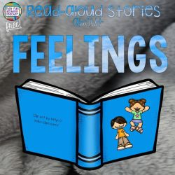 Stories playlist - read alouds about #feelings #stories #readalouds #kindergarten #iteachprimary #regulateemotions #emotionalregulation #calmingcorner #special education