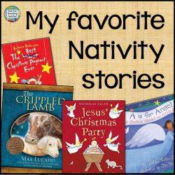 My favorite Nativity Stories