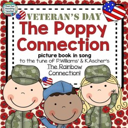 The Poppy Connection - Veteran's Day