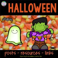 Halloween posts, resources and links!