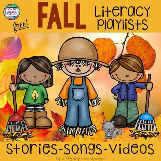 Fall lit playlists on TFRT