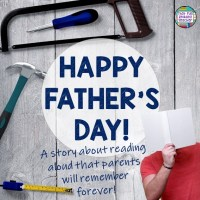 Happy Father's Day, and an inspiring story about a father reading aloud daily for nearly a decade!
