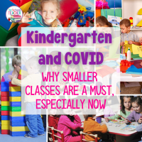 Kindergarten and COVID - Why smaller kindergarten classes are a must