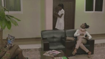 E12-Nana at doctors
