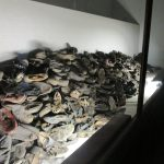 Shoes at Auschwitz Concentration Camp