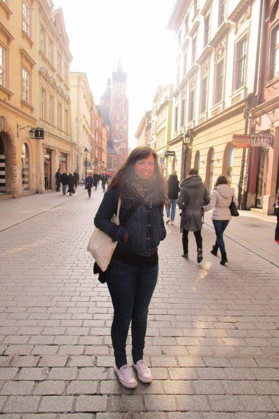 A Solo Female Traveler (me!) in Krakow, Poland