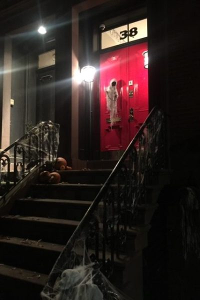 Self-Guided Greenwich Village Ghost Tour