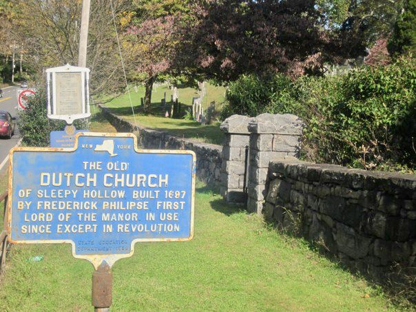 Dutch Reformed Church, Sleepy Hollow, NY