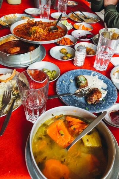 Best Vegan and Vegetarian Food in Tel Aviv