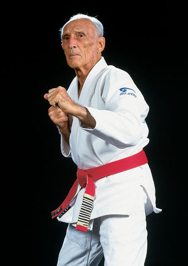 Helio Gracie, the Father of Brazilian Jiu Jitsu