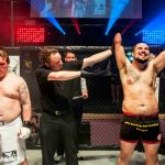 Nemo Llewellyn One-Handed MMA Fighter Shows True Grit