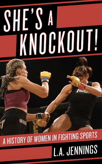she's a knockout book cover image LA Jennings