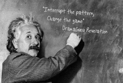 dramaguru einstein interrupt pattern change game