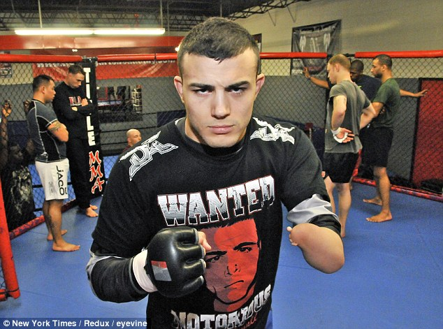 nick newell mma fighter