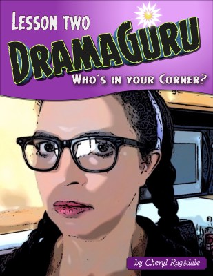 DramaGuru cover Lesson Two Dec2016 cheryl ragsdale