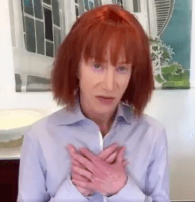 kathy griffin in everyday mode