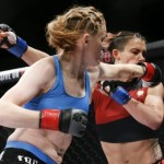 Anderson Out, Evinger In With 4 Weeks To Prepare For Cyborg