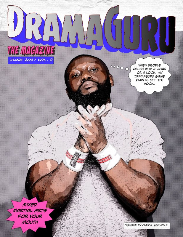 DramaGuru magazine cover June 2017