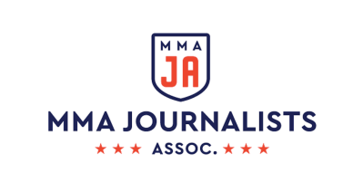 mma journalists association mmaja logo