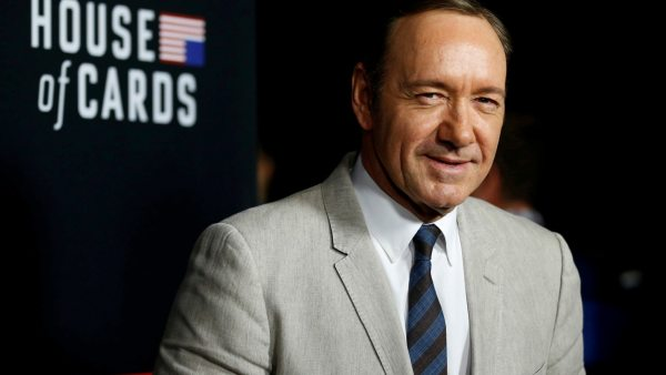Kevin Spacey as Creepy Wally, Victim of His Own Hubris Taking advantage of his power and status as a