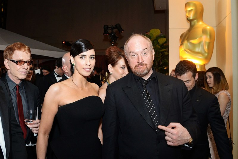 sarah silverman louis ck vanity fair