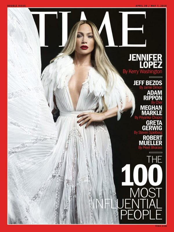 Image result for time 100 most influential 2018