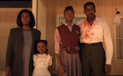 De zwarte cast van Them recensie op Amazon Prime Video